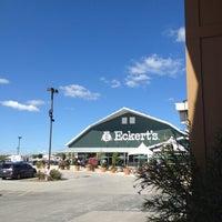 Photo taken at Eckert's Belleville Country Store & Farm by Derek K. on 9/8/2012