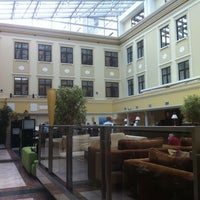 Photo taken at Courtyard Moscow City Center by Natalia T. on 9/20/2011