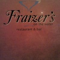 Photo taken at Fraizer's Restaurant & Bar by Eric N. on 8/26/2011