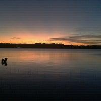 Photo taken at Lagoa do Bonfim by Valdir M. on 3/3/2012