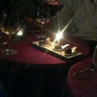 Photo taken at Bella Victorian Winery Tasting Room by Derek C. on 2/25/2012