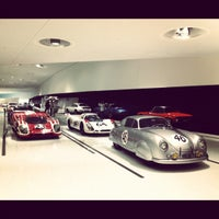 Photo taken at Porsche Museum by Roman 😎 D. on 5/2/2012