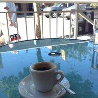 Photo taken at Café Roma by jeff g. on 8/25/2012