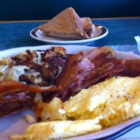 Photo taken at 896 Diner by The Pixelated on 3/5/2011