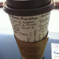 Photo taken at Caribou Coffee by Renae L. on 6/29/2011