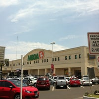 Photo taken at Mega Comercial Mexicana by Javier G H. on 5/15/2012