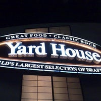 Photo taken at Yard House by Brian H. on 5/5/2012