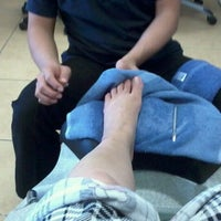 Photo taken at L' Amour Nails by Babie 2. on 9/18/2011