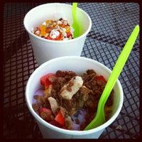 Photo taken at Corner Yogurt by Roxanne G. on 7/11/2012