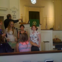 Photo taken at Prospect Congregational Church, UCC by Eric A. on 9/18/2011