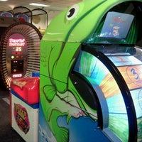 Photo taken at Chuck E. Cheese's by Spike N. on 7/3/2012