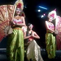 Photo taken at Kuta theater by Andika A. on 1/12/2012