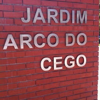 Photo taken at Jardim do Arco do Cego by Miguel L. on 8/1/2012