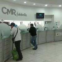 Photo taken at Falabella by Daniela A. on 6/22/2012