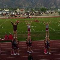 Photo taken at Northridge High School by Lance S. on 10/15/2011