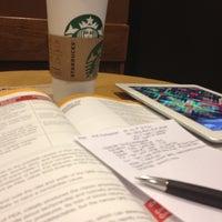 Photo taken at Starbucks by Carlo M. on 3/19/2012