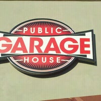 Photo taken at The Garage Public House by Kyle O. on 5/31/2011