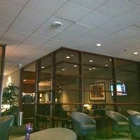 Photo taken at US Airways Club by JINJIN on 7/14/2012