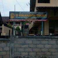 Photo taken at SD Muhammadiyah Tegalrejo by Alit J. on 1/27/2012