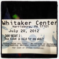 Photo taken at Whitaker Center for Science & Art by Jonathan K. on 7/21/2012