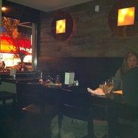 Photo taken at Luke's Corner Bar & Kitchen by Wendy Y. on 10/8/2011