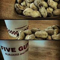 Photo taken at Five Guys by Jeremy T. on 5/31/2012