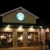 Photo taken at Starbucks by Jack C. on 1/19/2012