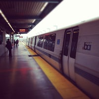 Photo taken at West Oakland BART Station by Xande M. on 3/30/2012