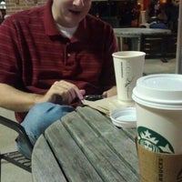 Photo taken at Starbucks by Joseph L. on 10/31/2011