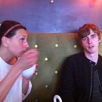 Photo taken at Café de Loge by Tom K. on 5/3/2012