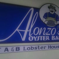 Photo taken at A&B Lobster House Restaurant by Cindy C B. on 3/10/2012