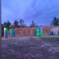 Photo taken at Thunder Gun Range by ivan c. on 11/9/2011