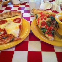 Photo taken at Luciano Neighborhood Pizzeria by NRLC on 1/20/2012
