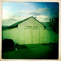 Photo taken at Maurice Car'rie Winery by Randy B. on 2/20/2012