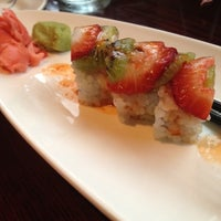 Photo taken at Bayridge Sushi by Sleeza on 7/1/2012