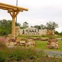 Photo taken at Hyatt Regency Lost Pines Resort & Spa by Natalie H. on 6/10/2012