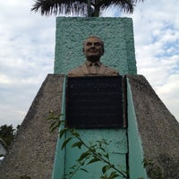 Photo taken at Busto de Rufo Figueroa by Inti A. on 5/23/2012