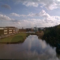 Photo taken at Jubilee Campus by Ashley L. on 11/4/2011