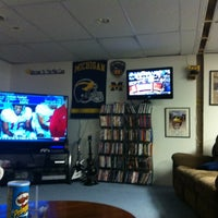 Photo taken at The Man Cave by Cortney P. on 10/23/2011