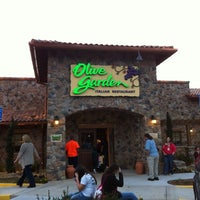 Photo taken at Olive Garden by Michael B. on 3/1/2012