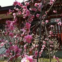 Photo taken at 綱敷天満神社 by Yumi on 3/20/2012
