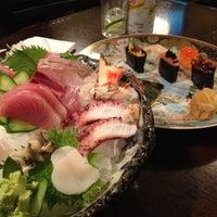 Photo taken at Hideki Sushi Bar e Restaurante by Natasha N. on 6/15/2012