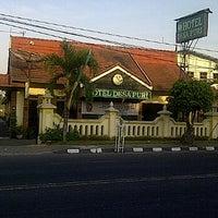 Photo taken at Hotel desa puri by Lenna M. on 10/2/2011