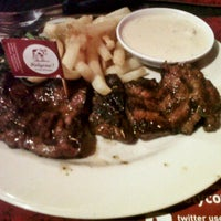 Photo taken at SteakHotel by Holycow! by anjani p. on 2/7/2012