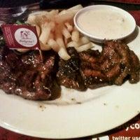 Photo taken at Steak Hotel by Holycow! TKP Radal by anjani p. on 2/7/2012