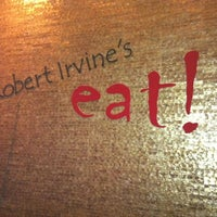 Photo taken at Robert Irvine's eat! by Daniel P. on 3/7/2012