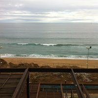 Photo taken at Sector 3 - Playa Reñaca by Josefina S. on 6/20/2012