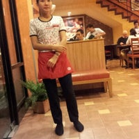 Photo taken at The Pizza Company by phonepadith P. on 9/3/2012