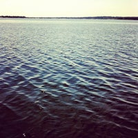 Photo taken at Crooked Lake by Gregory C. on 7/2/2012