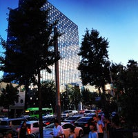 Photo taken at CGV 청담씨네시티 by MJ K. on 7/29/2012